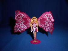 BARBIE FAIRY Mermaidia FAIRYTOPIA Mini Plastic Figurine KINDER Figure MATTEL