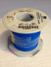 Alpha 5951 Blue, 30 AWG Solid SPC Kynar Wire, Blue 1000FT