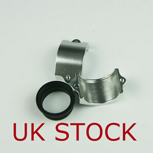 Alloy exhaust pipe clamp kit for hpi rv baja 5b 5t 5sc