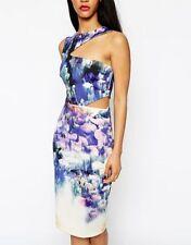 Polyester Stretch, Bodycon Regular ASOS Dresses for Women