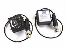 Nvt Nv-218A-Pvd Transceiver, Video Power Data Passive Pair