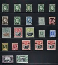 ST. HELENA, QV - KGV, a collection of 22 stamps for sorting, MM, MNG & used.