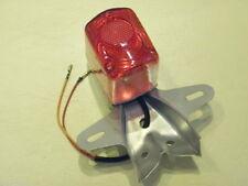 Yamaha FS1 E Fizzy JT1 FT1 H3 HT1 YL2 U5 YL1 Tail Light Lamp + License P Bracket