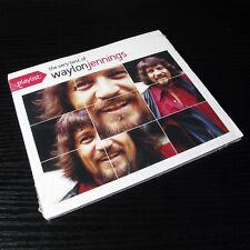 Playlist: The Very Best of Waylon Jennings USA CD #1007E