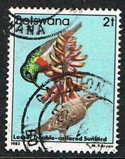 Botswana 1982. Nature. Birds. Sunbird. 2t. Used.