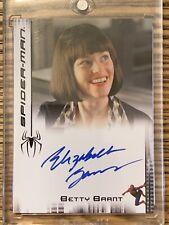 Spider-Man 3 Elizabeth Banks Autograph Card!