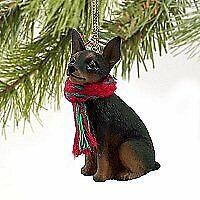 Miniature Pinscher Miniature Dog Ornament