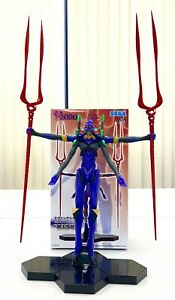 Neon Genesis Evangelion EVA Premium Figure Toy Evangelion #13 with Spear SG25429