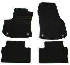 Fußmatten Set für Opel Zafira B 2005-2011 Matten Autoteppiche Passform Set