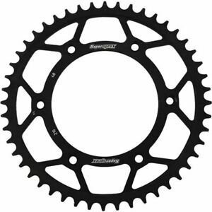 Supersprox 520 Steel Rear Sprocket - RFE-1512-50-BLK