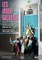 Les Indes Galantes (DVD Movie) All Region Opera-Ballet English Subtitles
