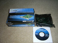 Cables To Go, USB 2.0 PCI Adapter Card 6 -Port, NIB, #29554
