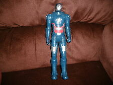 "2013 Marvel Comics AVENGERS Blue IRONMAN 12 Inch ACTION FIGURE - 12"""