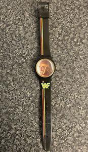Tikkers Hulk Hogan WWF WWE Wrist Watch - Vintage 1991 Rare