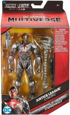 Cyborg Action Figure DC Multiverse Justice League 2017 Brand New