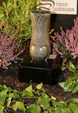 Grabvase aus Aluminium   Grabschmuck   Grablape   Grablicht   Grab   Vase >NEU<