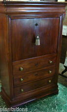Antique Victorian Wood Desk/Secetary-Ex Gov. Mansion, Milledgeville, Ga.