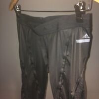 Adidas By Stella McCartney Athletic Cropped Gym Leggings Size 8 Small