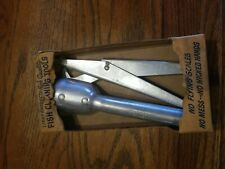 Vintage 1940's Stainless Fishing Tool 6