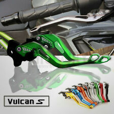 New 5D Adjust Motorcycle Brake Clutch Levers Fit KAWASAKI VULCANS 650cc 15-18