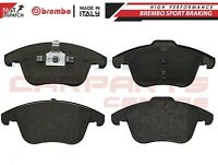 BREMBO GENUINE ORIGINAL PREMIUM BRAKE PADS PAD SET FRONT AXLE P24076