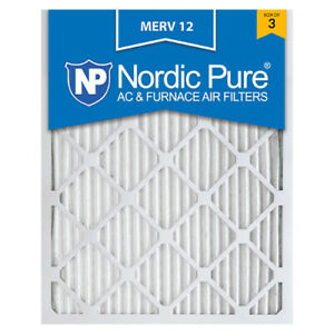16x20x1 Furnace Filter 3, 6, 12, 24 Pack