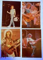LED Zeppelin-Jimmy Page 1st GENNAIO 1970 POSTER