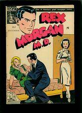 Rex Morgan M.D. 1 Vg 4.0 1955
