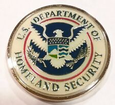 RARE FEMA Region 10 Alaska OR WA ID Homeland Security DHS Challenge Coin