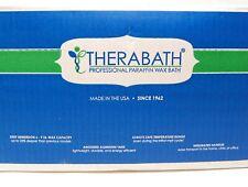NIB THERABATH Professional Paraffin Wax Bath with 6 lbs wax model TB6 NEW