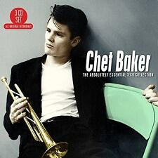 Chet Baker - Absolutely Essential 3 CD Collection [New CD] UK - Import