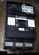 Square D 250 Amp I-Line Electronic Trip Circuit Breaker 3 Pole 600 Vac Lx36250G