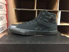 Converse Chuck Taylor All Star Men's All Black Hi top