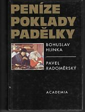 * HLINKA & RADOMERSKY, Penize, poklady, padelky, argent trésors contrefaçon 1996