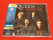 QUEEN - GREATEST HITS  - JAPAN JEWEL CASE SHM - UICY-15001