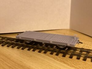 Hon3 D&RGW Billmeyer and Smalls Flat Car 17'