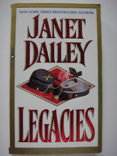 Legacies by Janet Dailey (1996, Paperback)