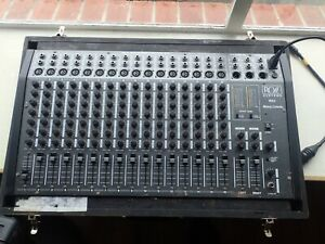 Vintage Ross Systems 16x2 Mixing Console