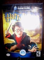 NEW SEALED GAMECUBE HARRY POTTER CHAMBER OF SECRETS Wii ? RARE FUN KIDS ADULTS