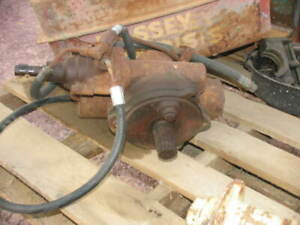 Massey Harris 33 333 44 444 Tractor Power Steering Gear Box