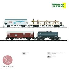 ref.76443 HO FRET SNCF Vagón de lonas corredizas Roco