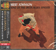 ROBERT JOHNSON-KING OF THE DELTA BLUES SINGERS-JAPAN CD Ltd/Ed B63