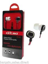 DITMO DEEP BASS STEREO MOBILE HANDS FREE EAR PHONE DM-5640