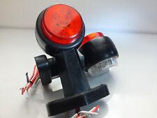 Super-Bright LED Sealed Straight-Stalk Clearance Light (24 Volt) Truck Trailer