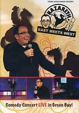 NEW! Christian Comedy DVD! Nazareth - East Meets West