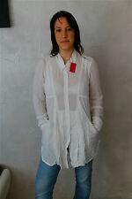 tunic blusa camicetta bianco m & FRANCOIS GIRBAUD actreform T. M etichetta