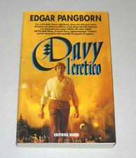 Narrativa Nord DAVY L'ERETICO Edgar Pangborn Editrice Nord 1996