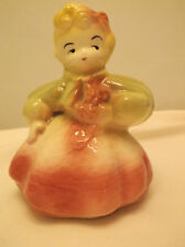 Vintage 1950's little girl planter by Hull, Mid Century, Retro