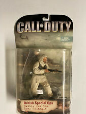 McFarlane Military Call Of Duty British Special Ops Battle For The Boer Figure