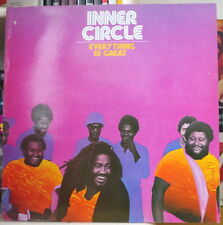 """INNER CIRCLE """"EVERYTHING IS GREAT"""" FRENCH LP ISLAND 1979"""